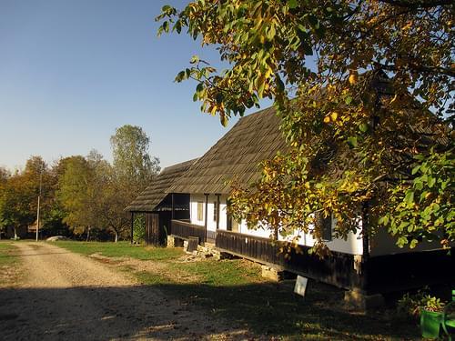 Cluj-Napoca - Romulus Vuia Ethnoraphic Park