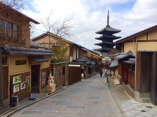 Historic Center, Kyoto