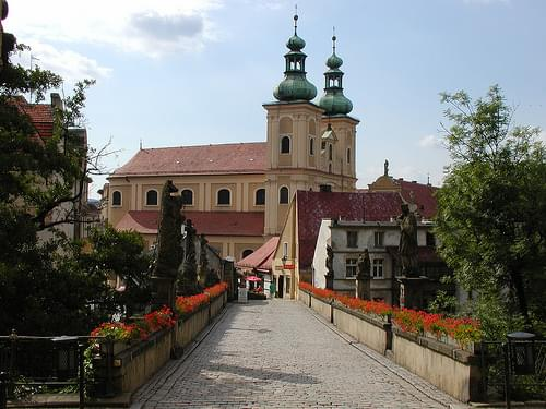 Church of Our Lady of the Rosary, Klodzko