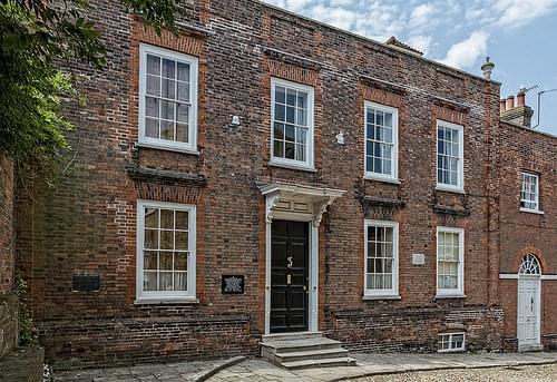 Rye: Lamb House, West Street
