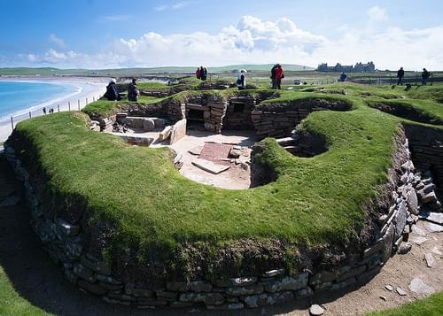 Orkney:  Skara Brae—The Workshop