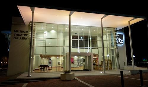 Museum Theatre, Gallery, Hawke's Bay, Napier