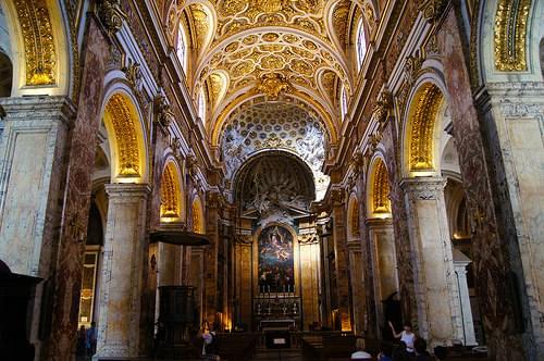 Chisea San Luigi dei Francesi/Church St. Louis of the French