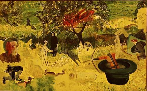 Magia na Caça (1978) - Graça Morais