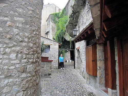 1408201141 - Bosnia Mostar Street