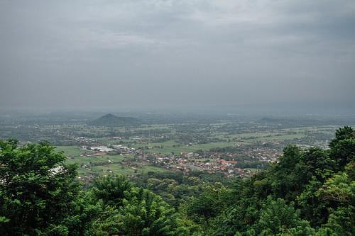 Yogyakarta Indonesia Valley