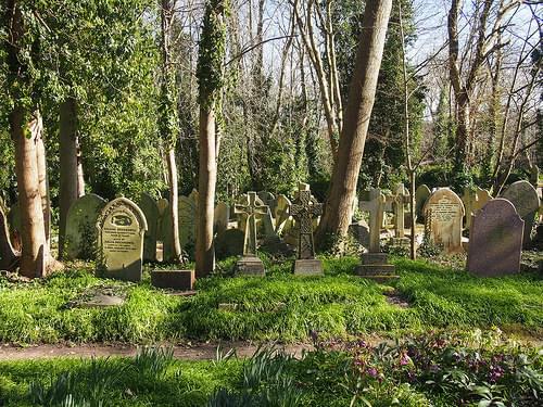 Highgate Cemetery - East Cemetery