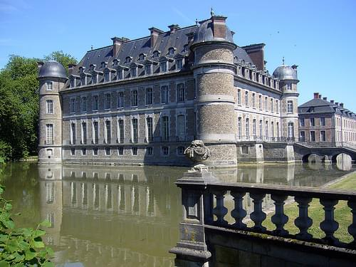 Beloeil Castle, Mons