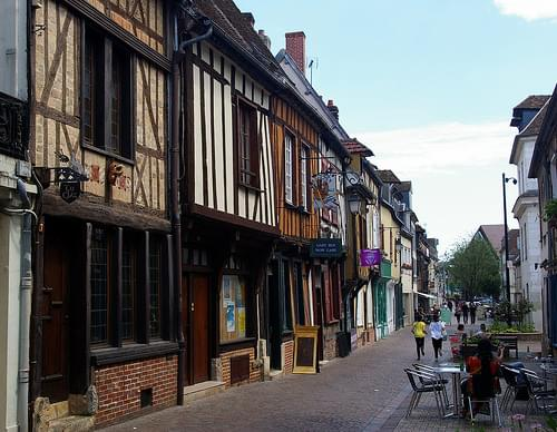 Historic Center, Beauvais