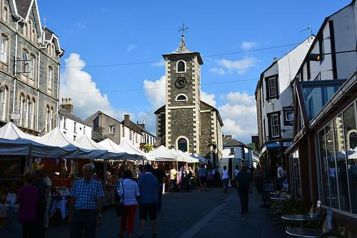 Moot Hall, Keswick, England, 10 July 2014, L38