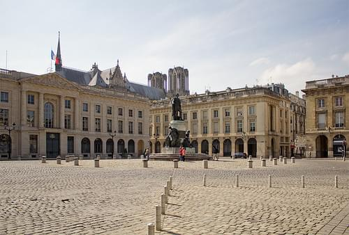 Reims - Place Royale
