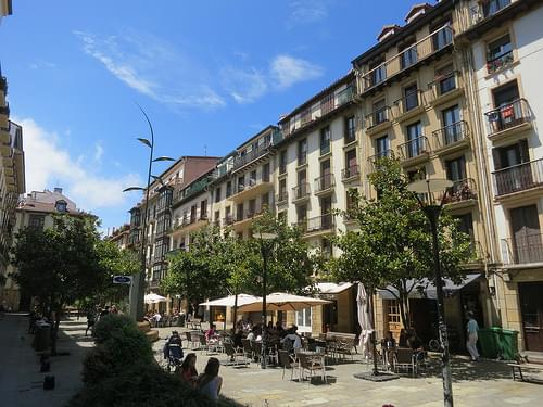 Historic Center, San Sebastian
