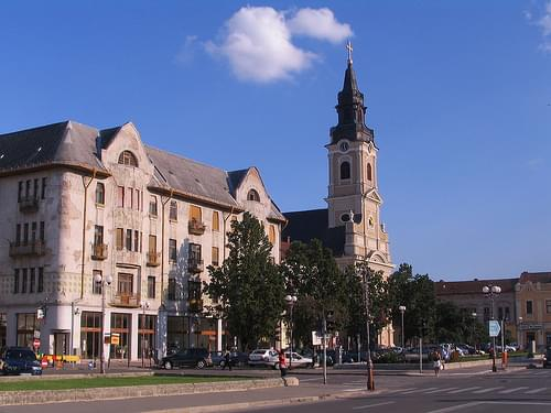 Historic Center, Oradea