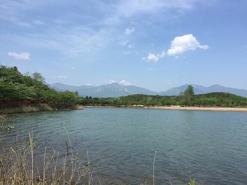yeongnangho lake in sokcho