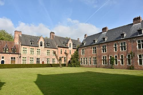 Louvain.Au grand Béguinage.15