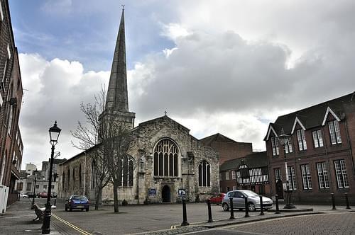 St Michael's Church, Southampton