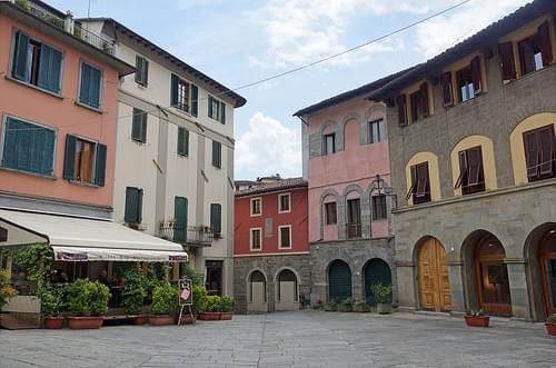 Old Town, Barga