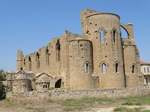 Church of St. George of the Greek - Magusa (Famagusta) - Turkish Republic of Northern Cyprus - 01
