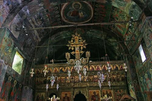 Monastery Metsovo