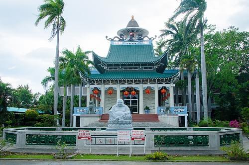 Davao Lon Wa Temple