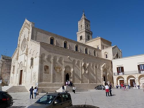 Matera - Cathedral