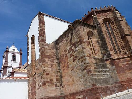 Silves cathedral
