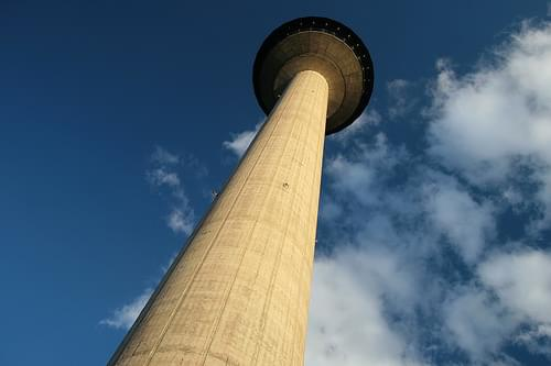 Nasinneula Observation Tower, Tampere