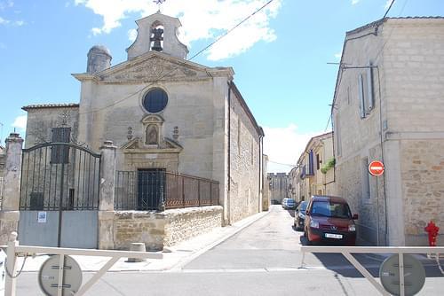 Chapel of the Grey Penitents i Aigues-Mortes