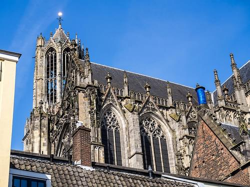 St. Martin's Cathedral (Domkerk)