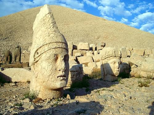 Mount Nemrut Dusk (9)