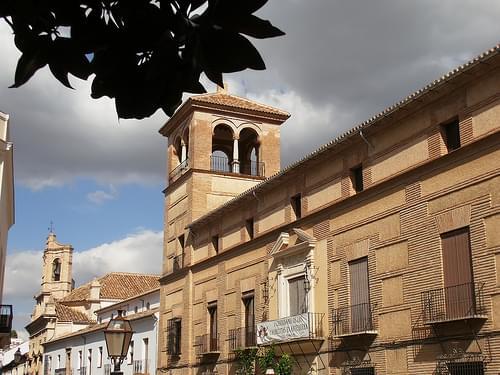 Antequera, Andalousie, Centenario de los Carmelitas en Antequera