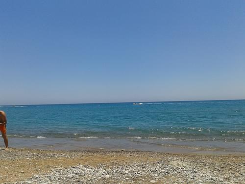 Pissouri Bay Beach