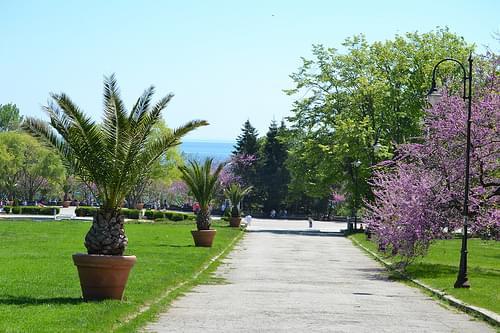 Varna in spring