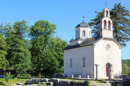 Cetinje - Vlaška crkva [court church] (06_2012)