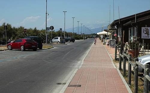 Town Center, Torre del Lago