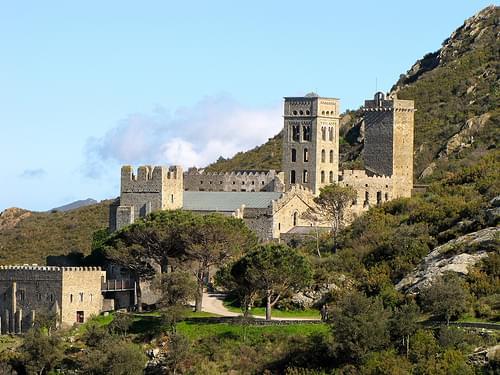 Monastery Sant Père de Rodes