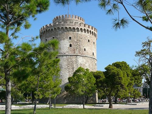 White Tower, Thessaloniki