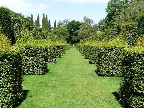 Les Jardins du Manoir d'Eyrignac, Perigord, France