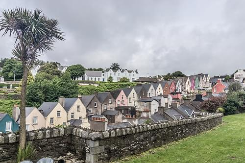 Cobh - West View Also Known Locally As The
