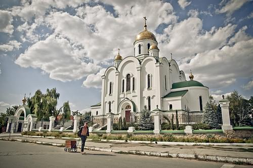 Christmas Cathedral, Tiraspol