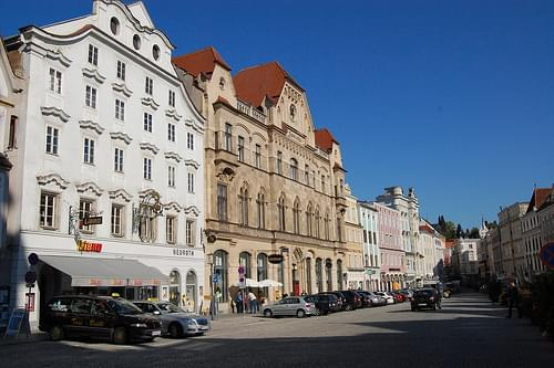 Historic Center, Steyr