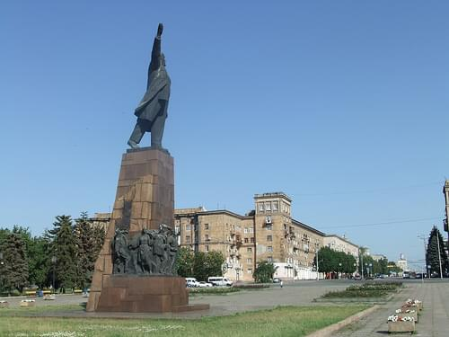 Historic Center, Zaporizhia