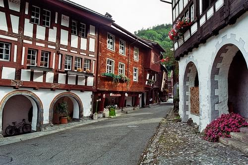 Historic Center, Werdenberg