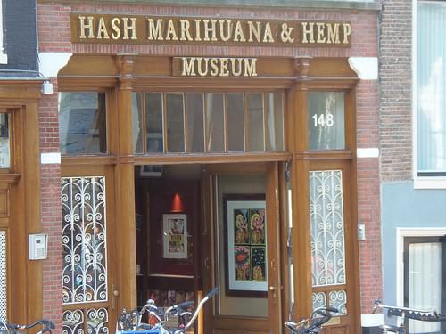 Hash Marijuana and Hemp Museum, Barcelona