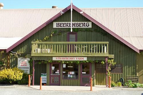 Beerenberg, Hanhdorf