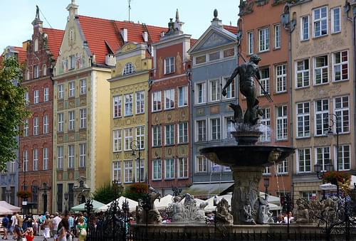 Historic Center, Gdansk