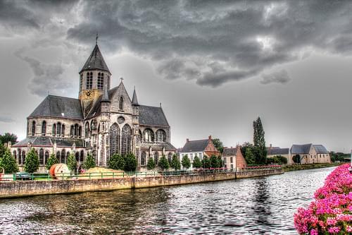Belgique - Oudenaarde (Audenaarde)