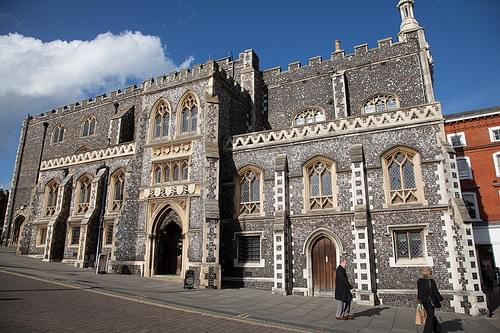 The Guildhall, Norwich