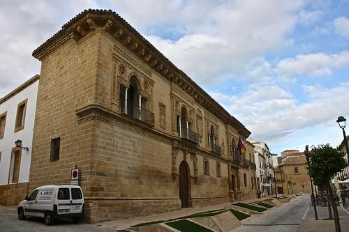 Town hall / Ayuntamiento, Baeza