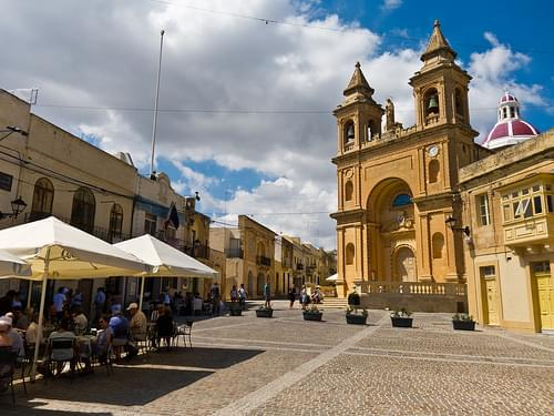 Historic Center, Marsaxlokk